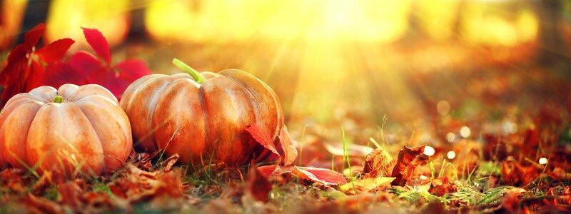 Herfst avond entree